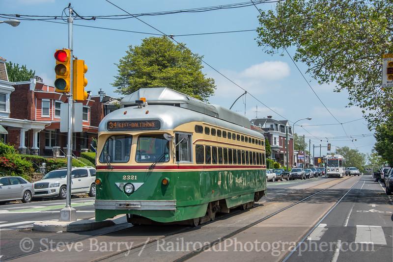 Photo 5587<br /> Southeastern Pennsylvania Transportation Authority<br /> Baltimore & 54th, Philadelphia, Pennsylvania<br /> May 19, 2019