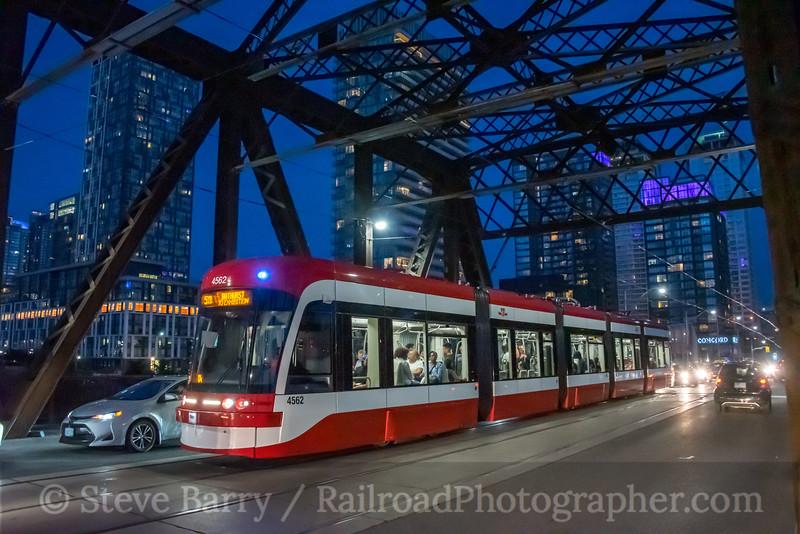 TTC; Toronto ON; 8/16/19