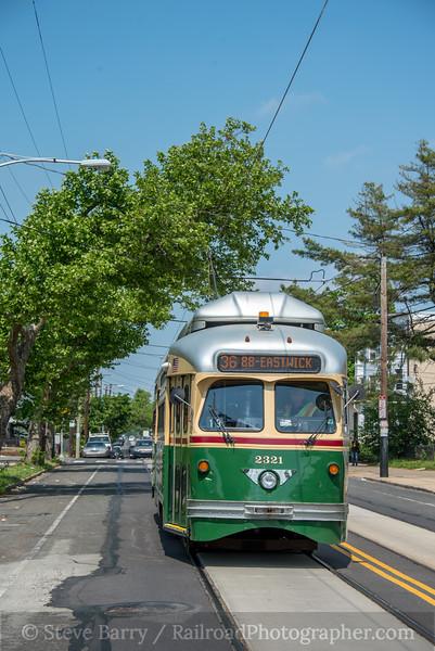 Photo 5588<br /> Southeastern Pennsylvania Transportation Authority<br /> Elmwood & 64th, Philadelphia, Pennsylvania<br /> May 19, 2019