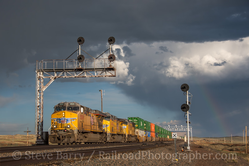 Union Pacific; Hermosa WY; 5/13/19