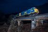 CSX Santa Train; Elkhorn City KY; 11/23/19