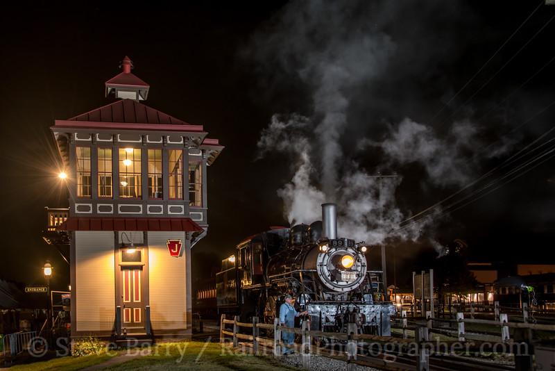 Strasburg Rail Road; Strasburg PA; 9/12/19