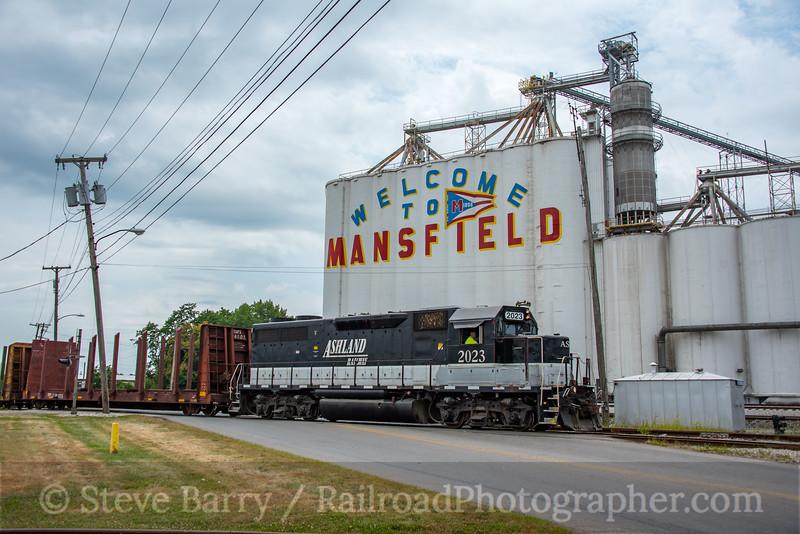Ashland; Mansfield OH; 8/12/19