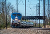 Photo 5529<br /> Amtrak<br /> Ronks, Pennsylvania<br /> April 16, 2019