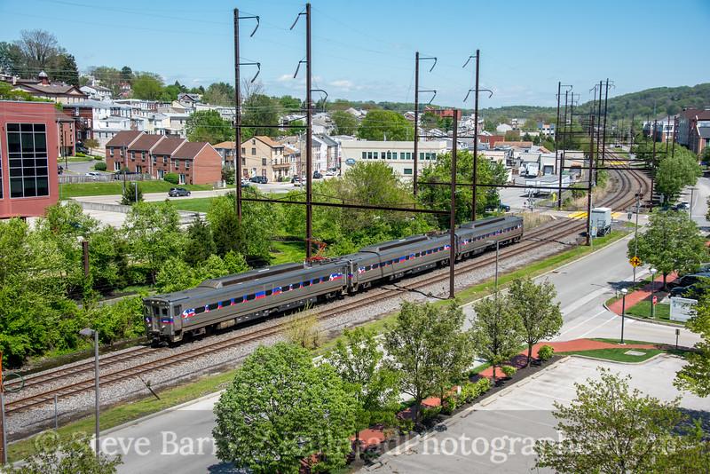 Photo 5541<br /> Southeastern Pennsylvania Transportation Authority<br /> Conshohocken, Pennsylvania<br /> April 27, 2019