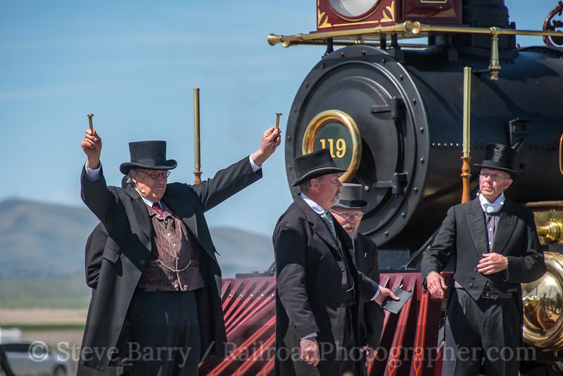 Photo 5569<br /> Golden Spike National Historical Park<br /> Promontory, Utah<br /> May 10, 2019