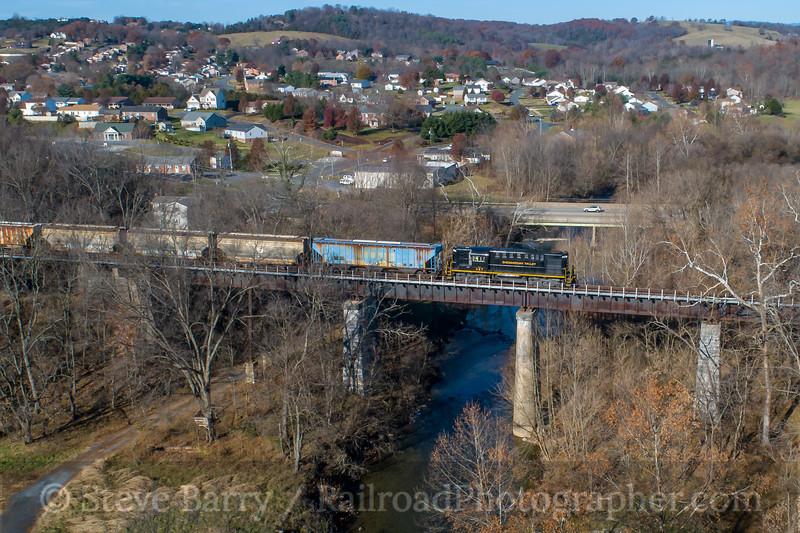 Shenandoah Valley; Verona VA; 11/25/19