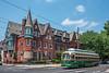 Photo 5586<br /> Southeastern Pennsylvania Transportation Authority<br /> 42nd & Pine, Philadelphia, Pennsylvania<br /> May 19, 2019