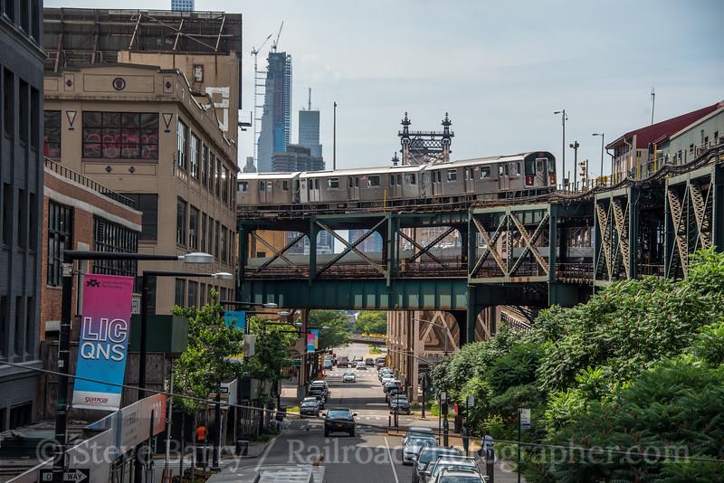 New York City Transit Authority; Queens NY; 6/30/19