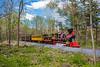 Photo 5533<br /> Lincoln Funeral Train<br /> Stone Gables Estate, Elizabethtown, Pennsylvania<br /> April 22, 2019