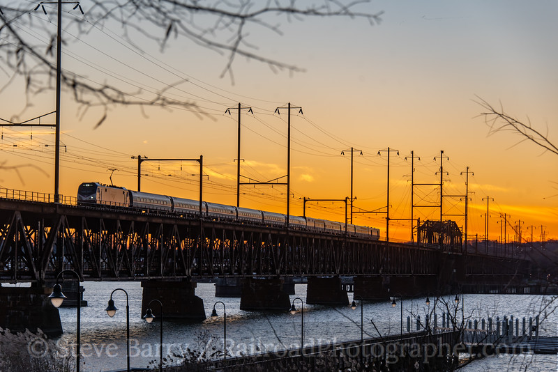 Amtrak; Perryville MD; 12/6/20