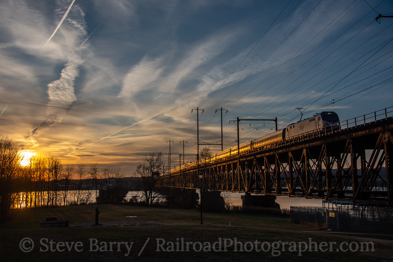 Amtrak; Perryville MD; 12/28/20