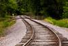 Railroad Tracks, Sauk County, Wisconsin