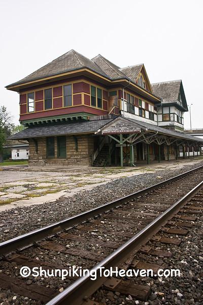 Big Four Depot, Crawford County, Ohio