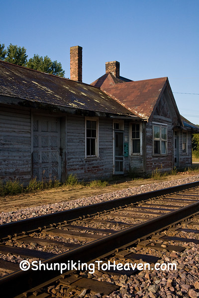 Oxford Depot, Marquette County, Wisconsin