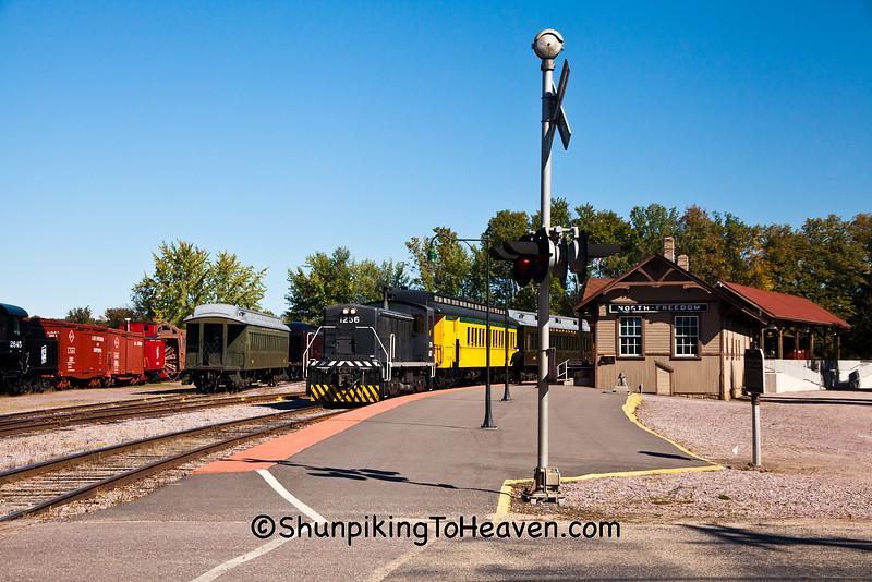 North Freedom Depot, Sauk County, Wisconsin