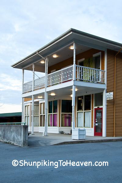 Historic Stearns Depot, McCreary County, Kentucky