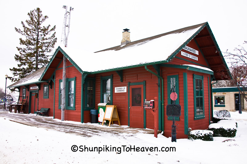 Waunakee Depot, Dane County, Wisconsin
