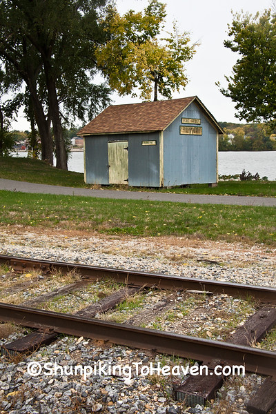 Warsaw, Rock Island, and Galena Depot, Rock Island County, Illinois