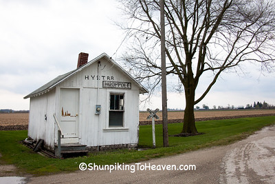 Hooppole Station, Henry County, Illinois