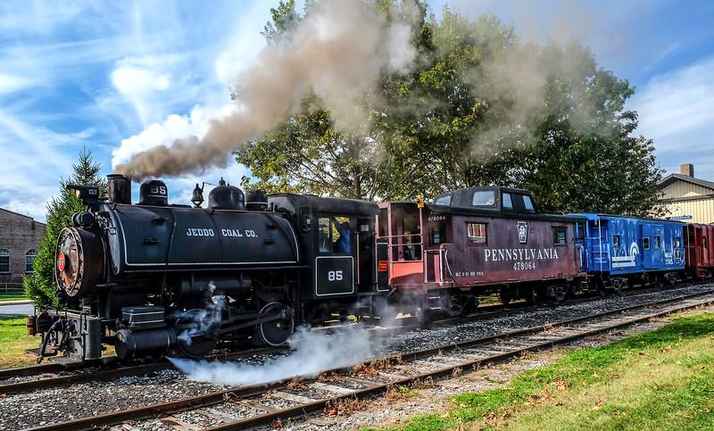 Allentown & Auburn - Kutztown, PA - 2019