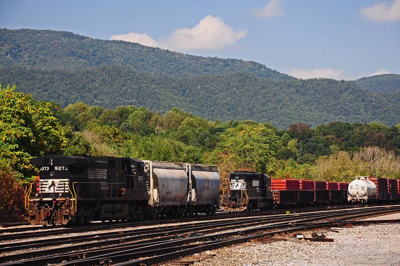 Shenandoah, VA - 2009
