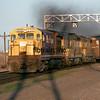 UP1974040334 - Union Pacific, Menoken, KS, 4/1974