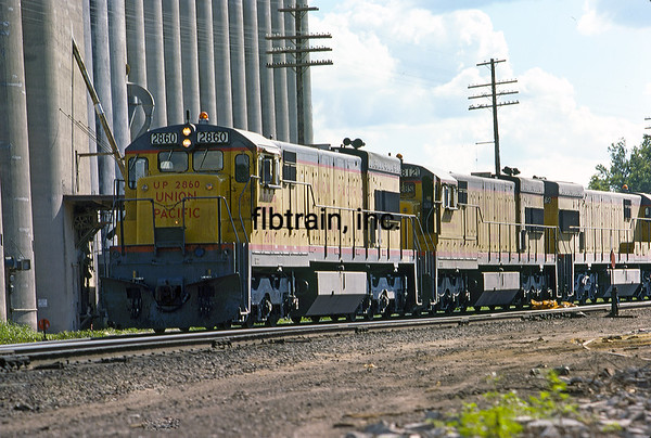 UP1974082059 - Union Pacific, Topeka, KS, 8/1974