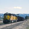 UP1992040724 - Union Pacific, Cascade, ID, 4/1992