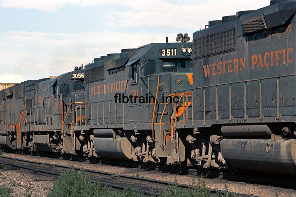 UP1976070614 - Union Pacific, Cheyenne, WY, 7/1976