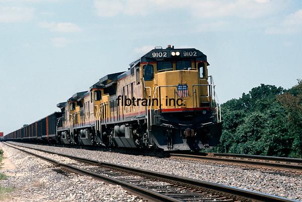 SF1990080220 - Santa Fe, Hoyt, TX, 8/1990