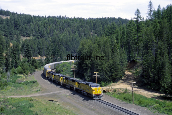 UP1992060229 - Union Pacific, Kamela, OR, 6-1992
