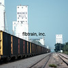 UP1991090507 - Union Pacific, Schuyler, NE, 9/1991
