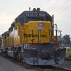 UP1989070015 - Union Pacific, Grosse Tete, LA, 7/1989
