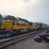 UP1989070013 - Union Pacific, Grosse Tete, LA, 7/1989
