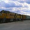 UP1993110990 - UP, Arcola, TX, 11/1993