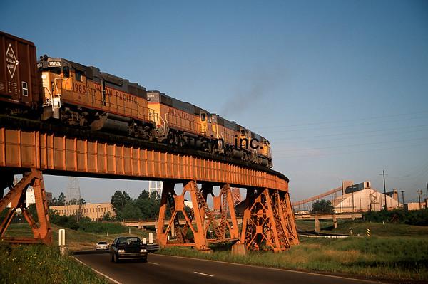 UP1993050004 - Union Pacific, Baton Rouge, LA, 5/1993