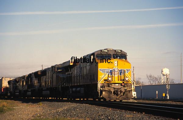 UP2009030001 - UP, Rosenberg, TX, 3/2009