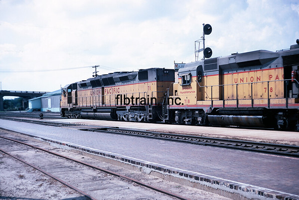 UP1968060601 - Union Pacific, Topeka, KS, 6/1968