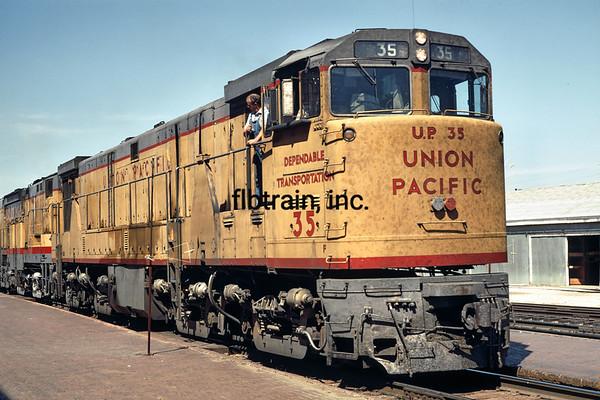 UP1968090017 - Union Pacific, Topeka, KS, 9/1968