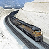 UP1973060001 - Union Pacific, Cajon Pass, CA, 6/1973