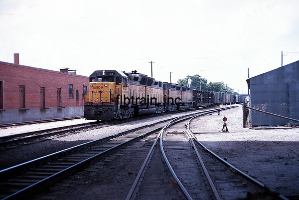 UP1968060551 - Union Pacific, Topeka, KS, 6/1968