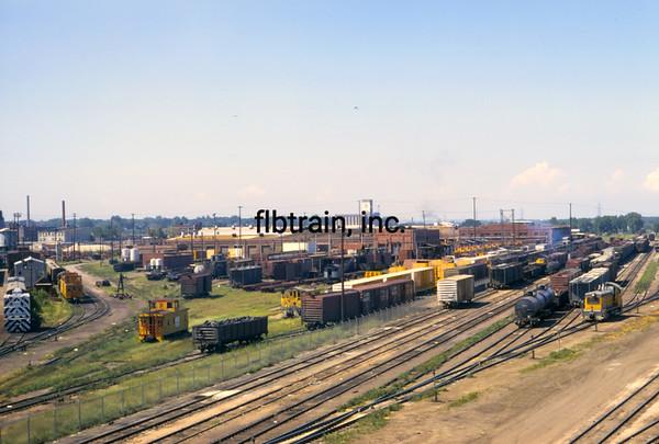 UP1969080014 - Union Pacific, Omaha, NE, 8/1969