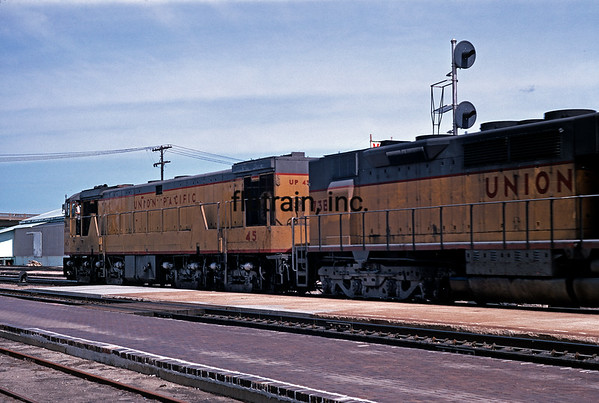UP1968060351 - Union Pacific, Topeka, KS, 6/1968