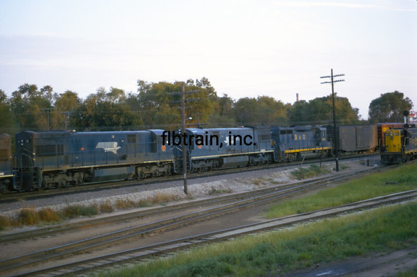 UP1973085500 - Union Pacific, Topeka, KS, 8/1973