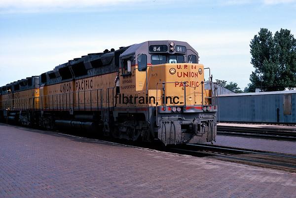 UP1968060402 - Union Pacific, Topeka, KS, 6/1968