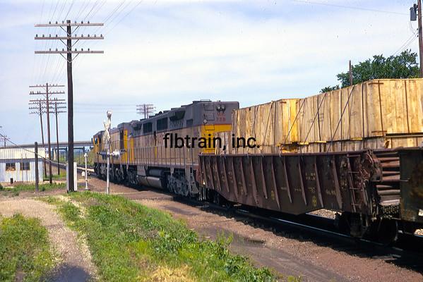 UP1968069512 - Union Pacific, Topeka, KS, 6/1968