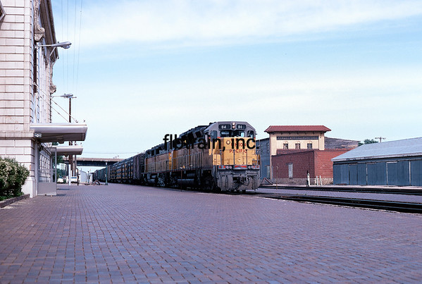UP1968060401 - Union Pacific, Topeka, KS, 6/1968