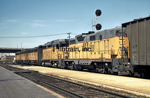 UP1968090221 - Union Pacific, Topeka, KS, 9/1968