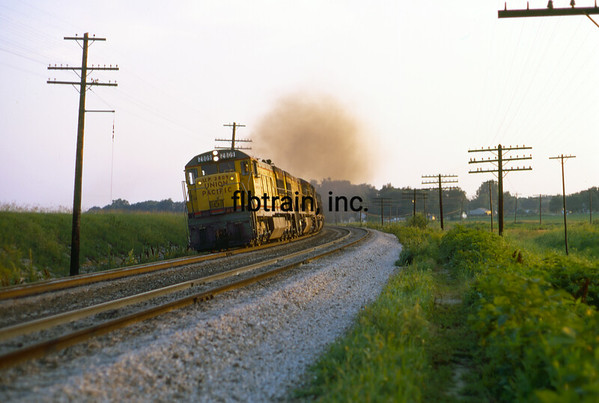UP1970070240 - Union Pacific, Topeka, KS, 7/1970